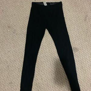 Garage tights xs black